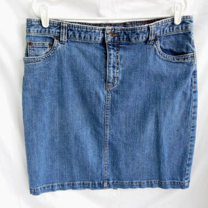 Canyon River Blues Jeans Skirt